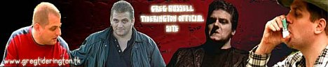 Greg Russell Tiderington - Official Site